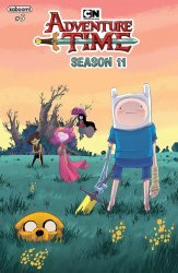 KaBOOM!'s Adventure Time Season 11 Issue # 5