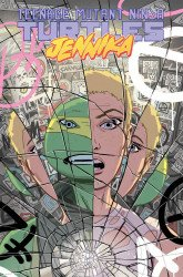 IDW Publishing's Teenage Mutant Ninja Turtles: Jennika TPB # 1