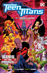 DC Comics's Teen Titans by Geoff Johns TPB # 3