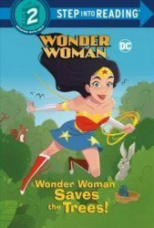 Random House Childrens Books's Wonder Woman Saves the Trees! TPB # 1b