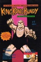 Tears Like Water Productions's King Kong Bundy Issue # 1