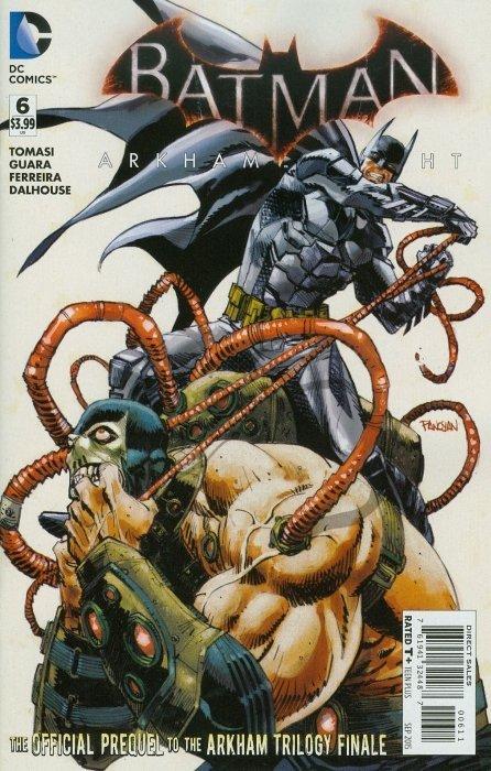 batman arkham city comic pdf