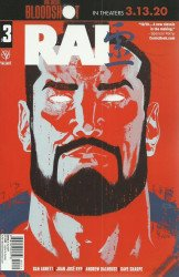 Valiant Entertainment's Rai Issue # 3