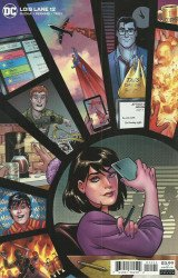 DC Comics's Lois Lane Issue # 12b