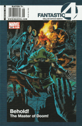 Marvel Comics's Fantastic Four Issue # 566b