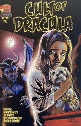 Second Sight Publishing's Cult of Dracula Issue # 1f