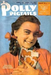 Parents Magazine Institute's Polly Pigtails Issue # 37