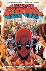 Marvel Comics's The Despicable Deadpool TPB # 3