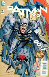 DC Comics's Batman Issue # 49b