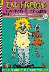 Knockabout Comics's Fat Freddy's Comics & Stories Issue # 1-2nd print
