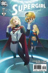 DC Comics's Supergirl Issue # 47
