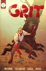 Scout Comics's Grit Issue # 1