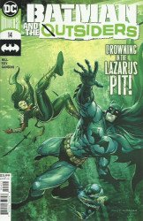 DC Comics's Batman and the Outsiders Issue # 14