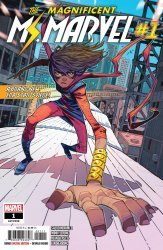 Marvel Comics's Magnificent Ms. Marvel Issue # 1