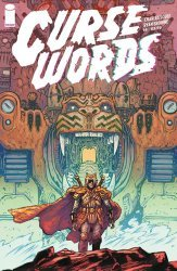 Image Comics's Curse Words Issue # 14b
