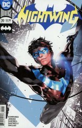 DC Comics's Nightwing Issue # 39b