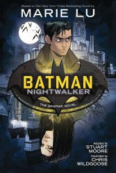 DC Ink's Batman: Nightwalker TPB # 1