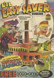 Comic Book World's L'il Easy Saver Comics Issue # 3