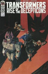 IDW Publishing's Transformers Issue # 23b