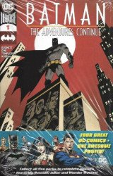 DC Comics's DC Comics: Walmart 4-Comic Pack Issue F