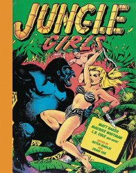 IDW Publishing's Jungle Girls Hard Cover # 1