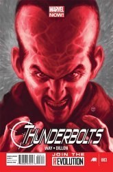 Marvel Comics's Thunderbolts Issue # 3