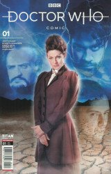 Titan Comics's Doctor Who: Missy Issue # 1b