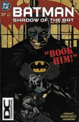 DC Comics's Batman: Shadow of the Bat Issue # 55b