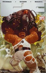 Marvel Comics's FF Issue # 4c