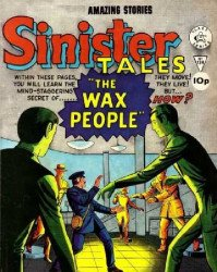 Alan Class & Company's Sinister Tales Issue # 134