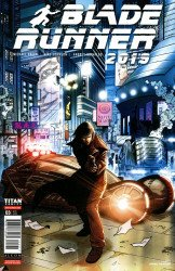 Titan Comics's Blade Runner 2019 Issue # 3c