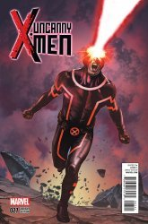 Marvel's Uncanny X-Men Issue # 27d