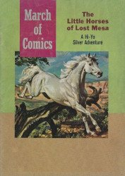 Western Printing Co.'s March of Comics Issue # 215