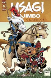 IDW Publishing's Usagi Yojimbo Color Classics Issue # 5