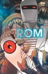 IDW Publishing's ROM Issue # 1