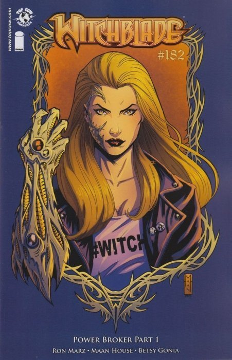 Witchblade #85 1995-2015