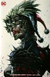 DC Comics's Batman Who Laughs Issue # 7frankies-b