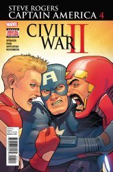 Marvel's Captain America: Steve Rogers Issue # 4