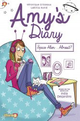 Papercutz's Amy's Diary Hard Cover # 1
