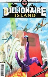 Ahoy Comics's Billionaire Island Issue # 6