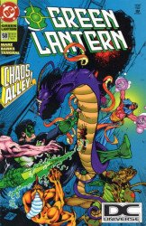 DC Comics's Green Lantern Issue # 58b