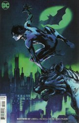 DC Comics's Nightwing Issue # 52b