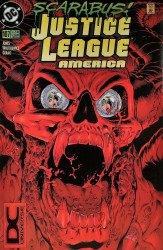 DC Comics's Justice League America Issue # 107b