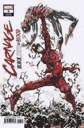 Marvel Comics's Carnage: Black, White & Blood Issue # 3c