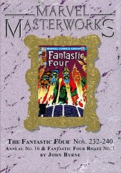 Marvel Comics's Marvel Masterworks: The Fantastic Four Hard Cover # 21b