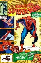 Marvel Comics's The Amazing Spider-Man Issue # 259