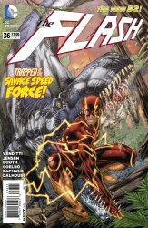 DC Comics's The Flash Issue # 36