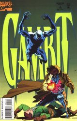 Marvel Comics's Gambit Issue # 3