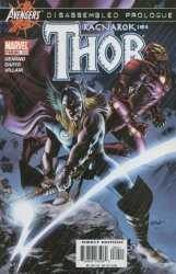 Marvel's Thor (The Mighty) Issue # 80