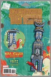 Marvel Comics's Disney Kingdom's Enchanted Tiki Room Issue # 4c